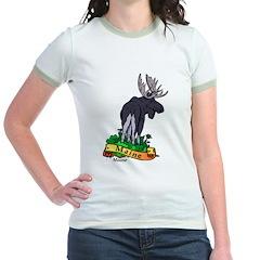 Maine Moose T
