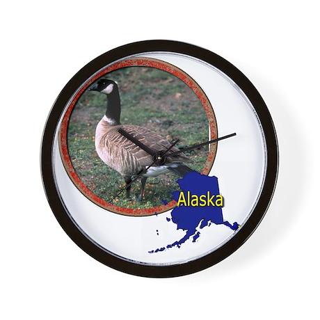Alaska! Wall Clock