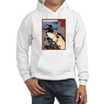 Japanese illustration Hooded Sweatshirt
