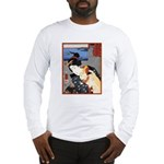 Japanese illustration Long Sleeve T-Shirt