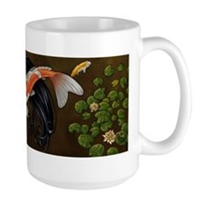Koi Mermaid Mug