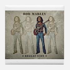 Bob Marley Tile Coaster