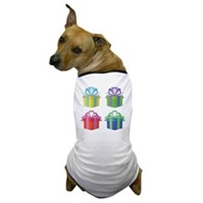 Gift box square, set Dog T-Shirt