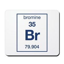 Bromine Mousepad