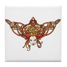 Knothair Tile Coaster