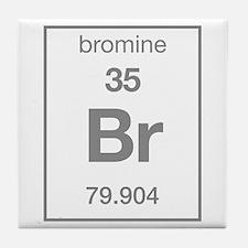 Bromine Tile Coaster