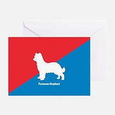 Pyrenean Greeting Cards (Pk of 10)