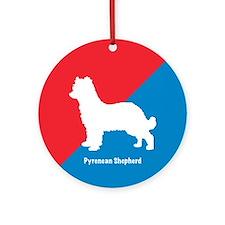 Pyrenean Ornament (Round)