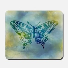 Heavenly Butterfly Mousepad
