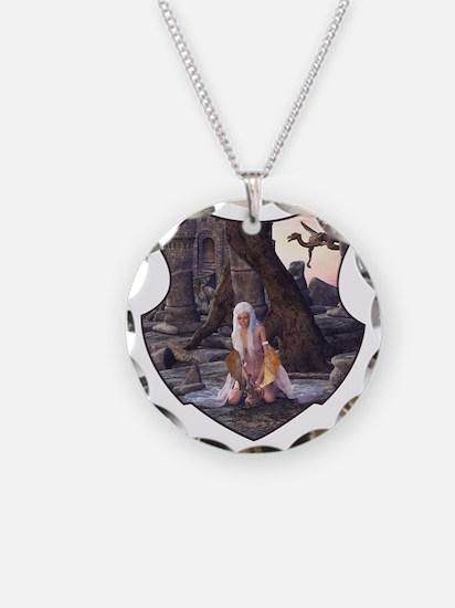Dragon Lady Necklace