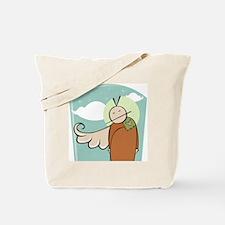 Pathos Angel Tote Bag