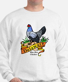 Delaware Chicken Sweatshirt
