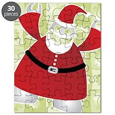Santabot Says HoHoHo! Puzzle