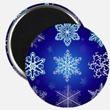 Set of snowflakes Magnet