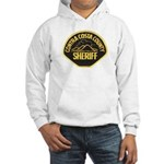 Contra Costa Sheriff Hooded Sweatshirt