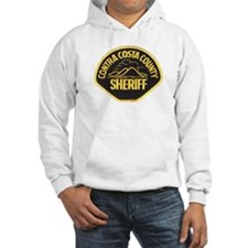 Contra Costa Sheriff Hoodie