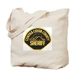 Contra Costa Sheriff Tote Bag