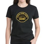 Contra Costa Sheriff Women's Dark T-Shirt