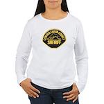 Contra Costa Sheriff Women's Long Sleeve T-Shirt