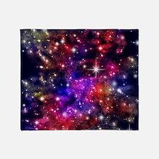 Star-field Throw Blanket