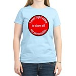 Personality Women's Light T-Shirt