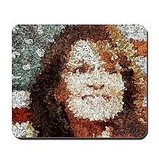 Sarah Palin Pop Art Mousepad