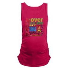 AgilityCommands.png Maternity Tank Top