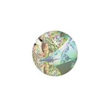 Wings of Angels Mini Button