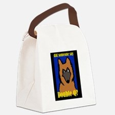 TervDQ.png Canvas Lunch Bag