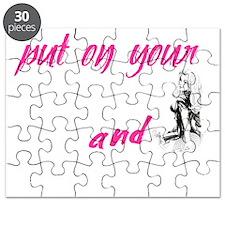 Biker Up Puzzle