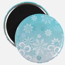 Winter background Magnet