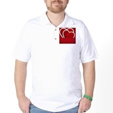 Two paper hearts T-Shirt