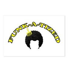 Funk-A-Tized Postcards (Package of 8)