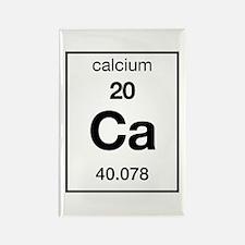 Calcium Rectangle Magnet