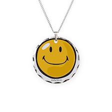 smug smiley Necklace