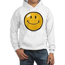smug smiley Hoodie