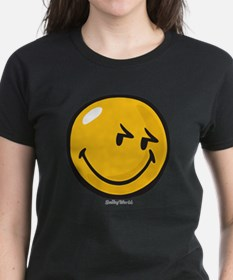 sneakiness smiley Tee