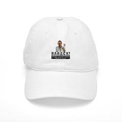 Barack for Make President Baseball Cap