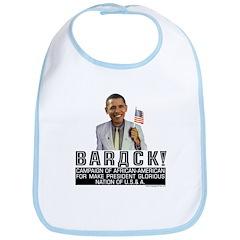 Barack for Make President Bib