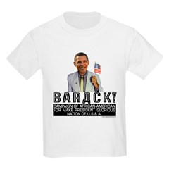 Barack for Make President T-Shirt
