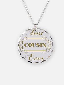 Best Cousin Ever (Framed) Necklace