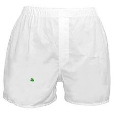 I Shamrock (RACHAEL) St. Patrick's Day Boxer Short
