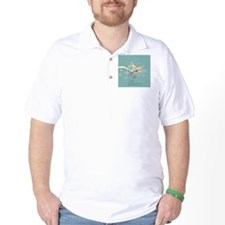 romantic winter card T-Shirt