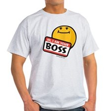 superiority smiley T-Shirt