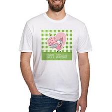 happy birthday greeting card with g Shirt
