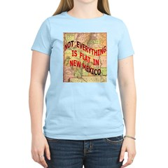 Flat New Mexico T-Shirt