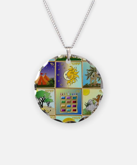 12 Tribes of Israel Necklace