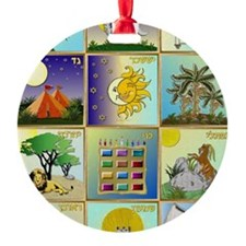 12 Tribes of Israel Ornament