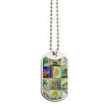 12 Tribes of Israel Dog Tags