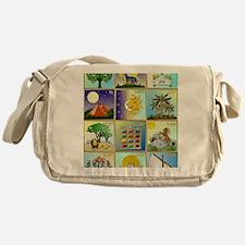 12 Tribes of Israel Messenger Bag